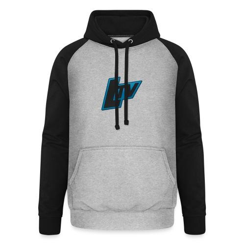 Lundorff_tv - Unisex baseball hoodie