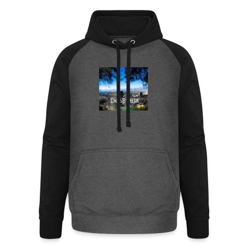 Denstella - Unisex baseball hoodie