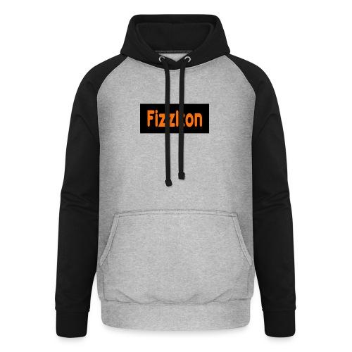 fizzlton shirt - Unisex Baseball Hoodie