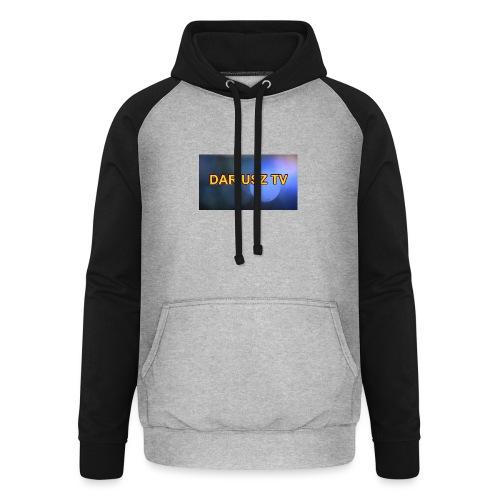 DARIUSZ TV - Bluza bejsbolowa typu unisex
