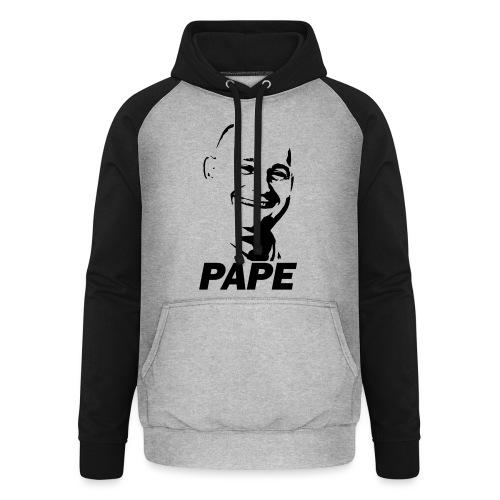 PAPE - Unisex baseball hoodie