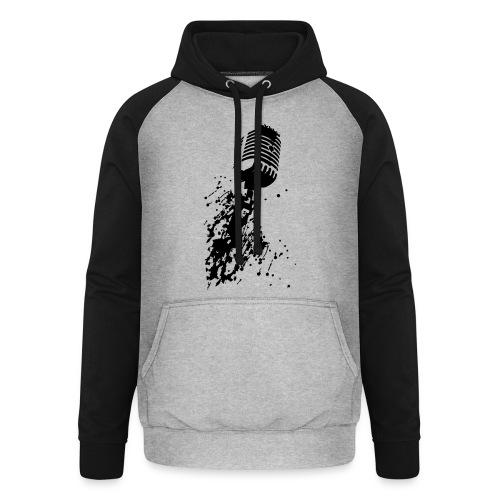 dirtymic - Unisex baseball hoodie