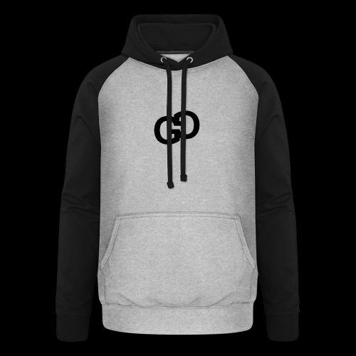 GGWear - Unisex baseball hoodie