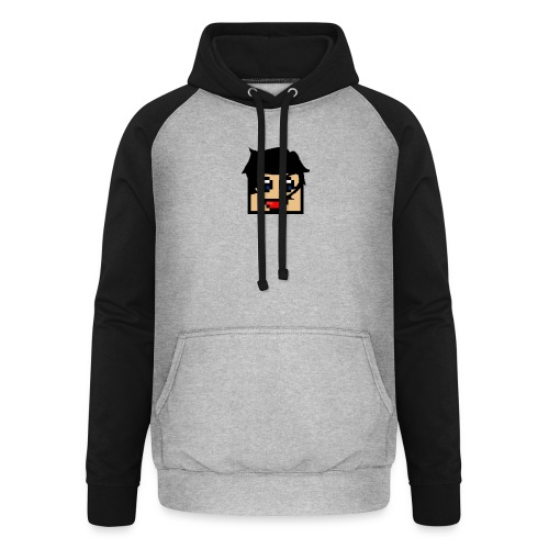 AirshipGames - Unisex baseball hoodie