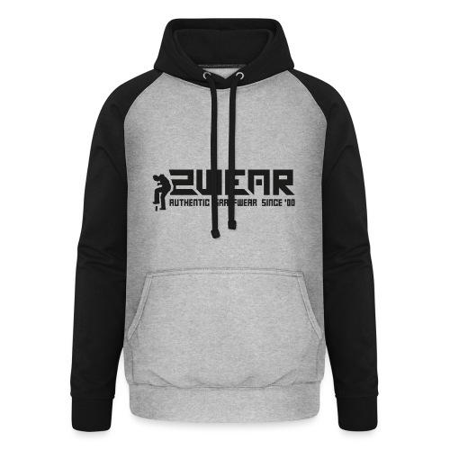 2wear original box logo - Unisex baseball hoodie