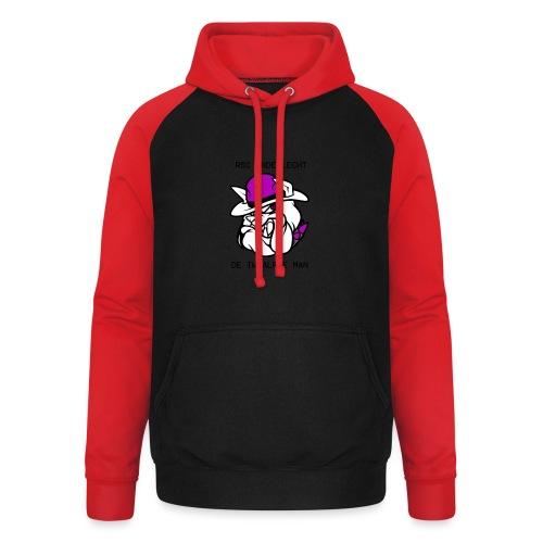 T-shirt D12M - Unisex baseball hoodie