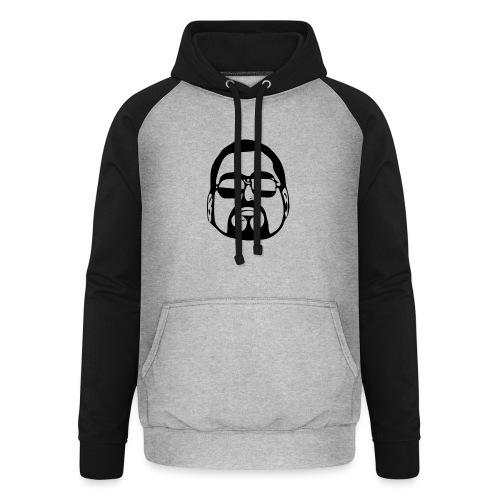 cool guy - Unisex baseball hoodie