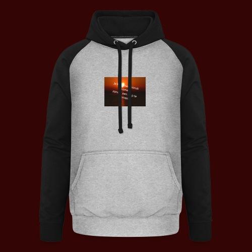 quote1 - Unisex baseball hoodie