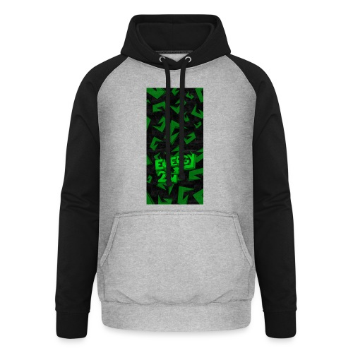 hoesje - Unisex baseball hoodie