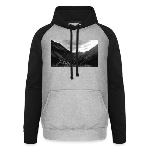 Wanderlust - Unisex baseball hoodie