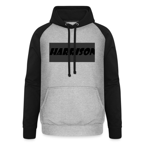 Harrison todd - Unisex Baseball Hoodie