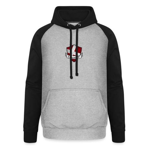 DanishRP Old Logo - Unisex baseball hoodie