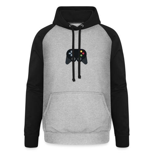 Spil Til Dig Controller Kollektionen - Unisex baseball hoodie