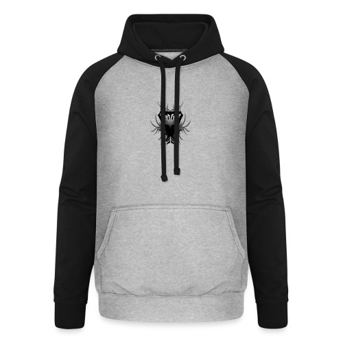 Unsafe_Gaming - Unisex baseball hoodie