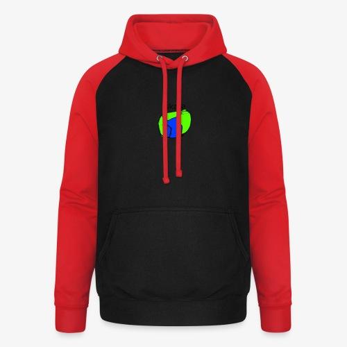 aiga cashier - Unisex baseball hoodie