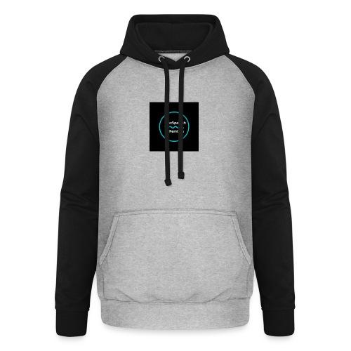 MaxSpanish - Unisex baseball hoodie