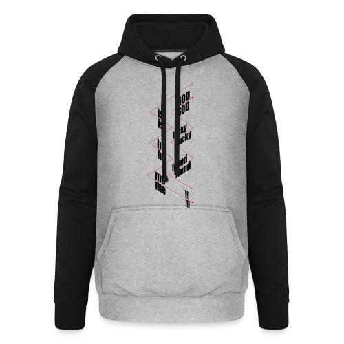 G.I.L.H.F.M. - Unisex baseball hoodie