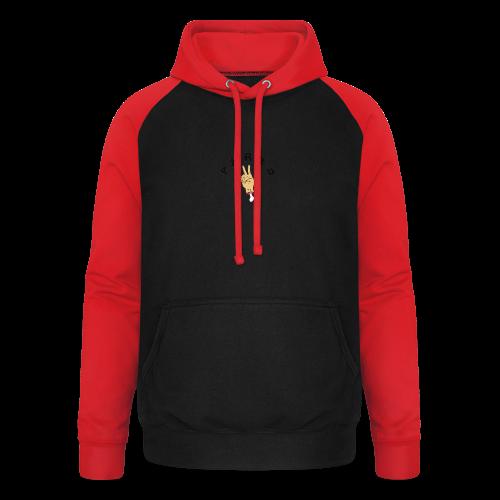 LogoPEABS - Sweat-shirt baseball unisexe