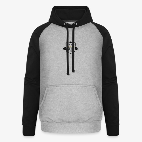 RD Gym wear exlusive - Unisex Baseball Hoodie