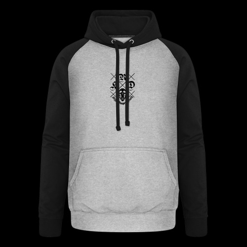HIGH.REAPER.DEATH - Unisex Baseball Hoodie