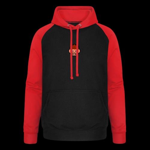 pogo clan cover - Unisex baseball hoodie