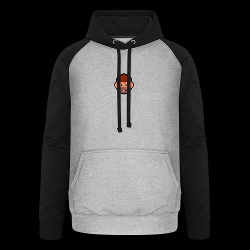 pogo clan cover - Unisex baseball hoodie