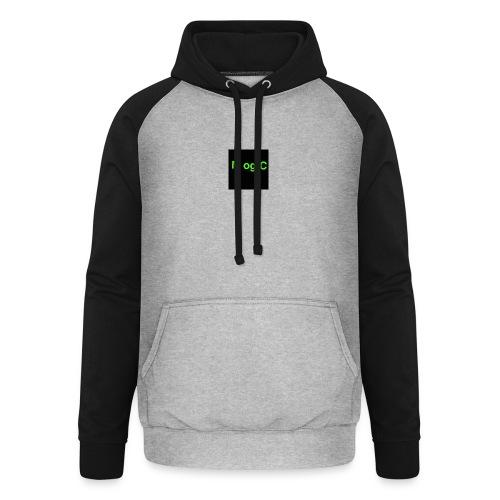mogc - Unisex baseball hoodie