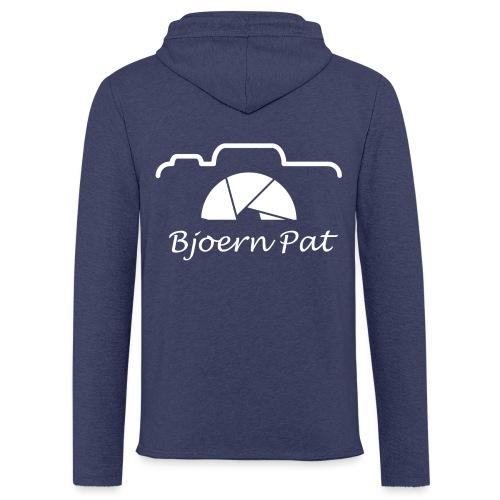 Logo BjoernPat - Leichtes Kapuzensweatshirt Unisex