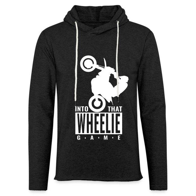 Into that Wheelie Game