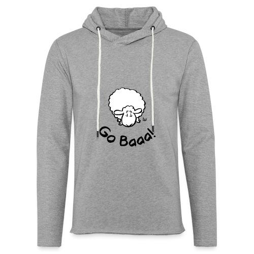 Sheep Go Baaa! - Light Unisex Sweatshirt Hoodie
