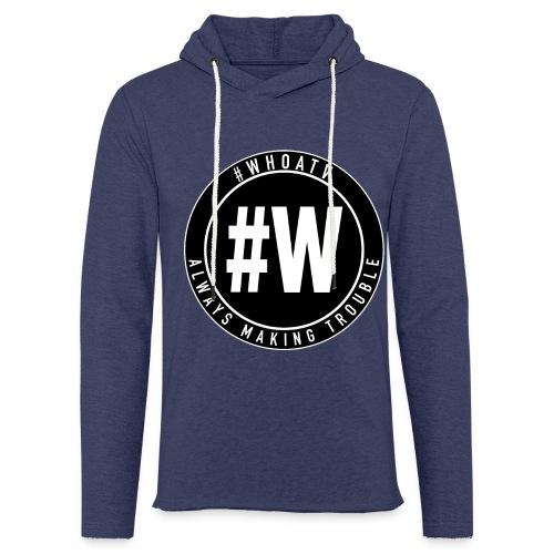 WHOA TV - Light Unisex Sweatshirt Hoodie