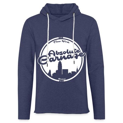 Absolute Carnage - White - Light Unisex Sweatshirt Hoodie