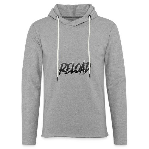 Reload Dark Gradient - Sweat-shirt à capuche léger unisexe