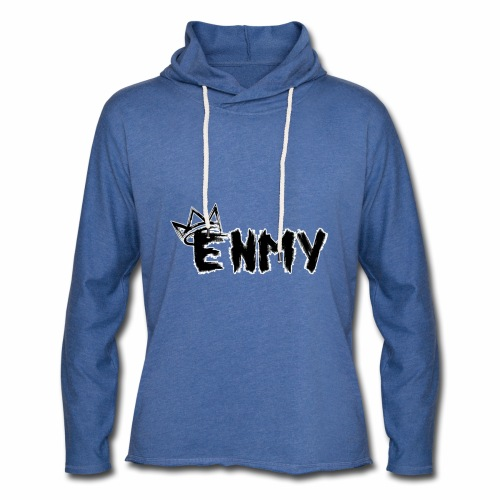 Enmy Grey Sweatshirt - Light Unisex Sweatshirt Hoodie
