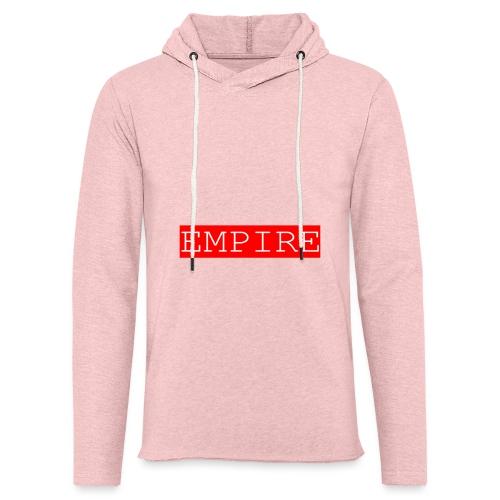 EMPIRE - Felpa con cappuccio leggera unisex