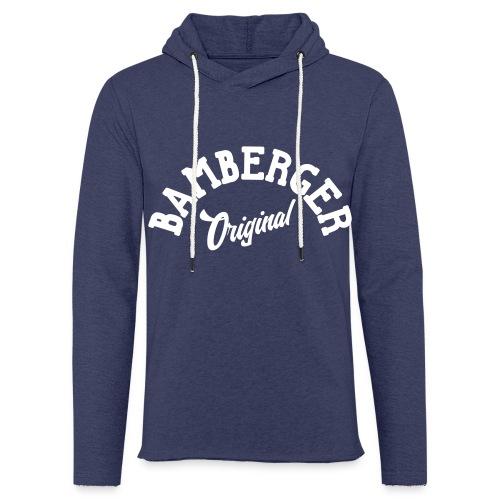 Bamberger Original - Leichtes Kapuzensweatshirt Unisex