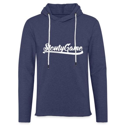 SlowlyGame MENS/BOYS Hoodie - Light Unisex Sweatshirt Hoodie