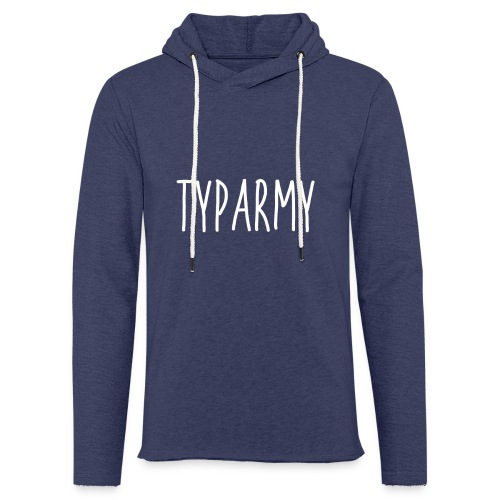 TypArmy - Sweater - Leichtes Kapuzensweatshirt Unisex