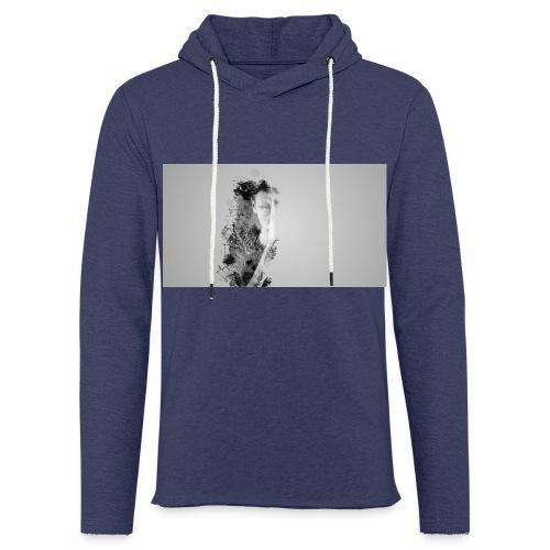 Art et Design - Sweat-shirt à capuche léger unisexe