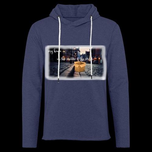 HOUSE SERIES - Lichte hoodie unisex