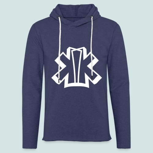 Trickkiste Style Shirt - Leichtes Kapuzensweatshirt Unisex