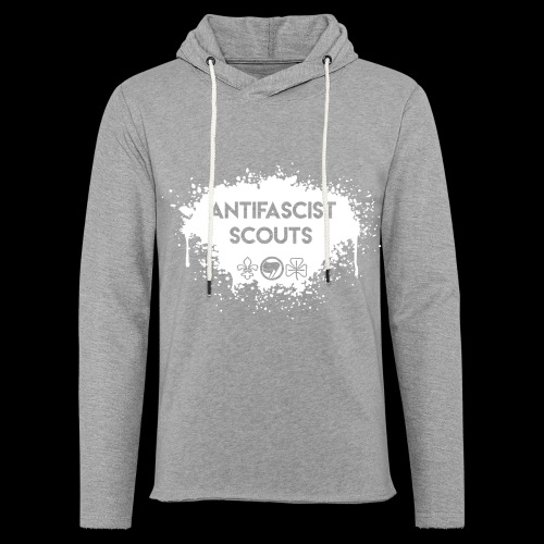 Antifascist Scouts - Light Unisex Sweatshirt Hoodie
