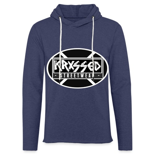 KRXSSED BASIC - Lichte hoodie unisex