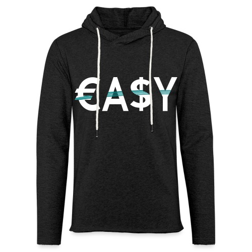 EASY - Sudadera ligera unisex con capucha
