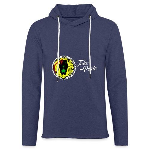Take Pride Hoodie - Black - Light Unisex Sweatshirt Hoodie