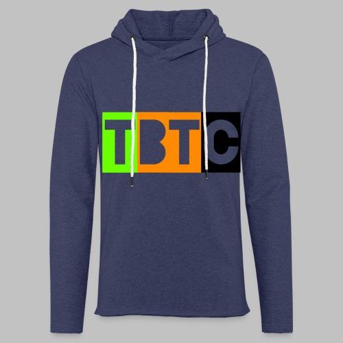 TBTC - Leichtes Kapuzensweatshirt Unisex