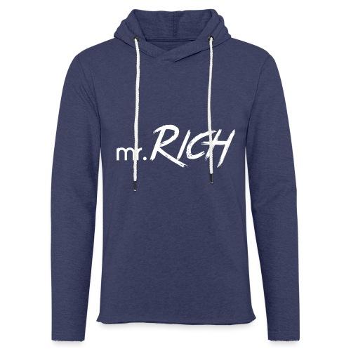 Mr. Rich - Leichtes Kapuzensweatshirt Unisex
