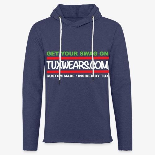 TUXWEARS.COM - Light Unisex Sweatshirt Hoodie