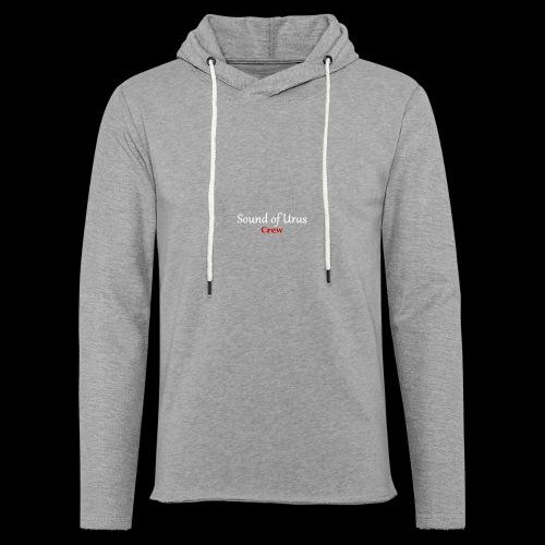 Logo Urus - Sweat-shirt à capuche léger unisexe