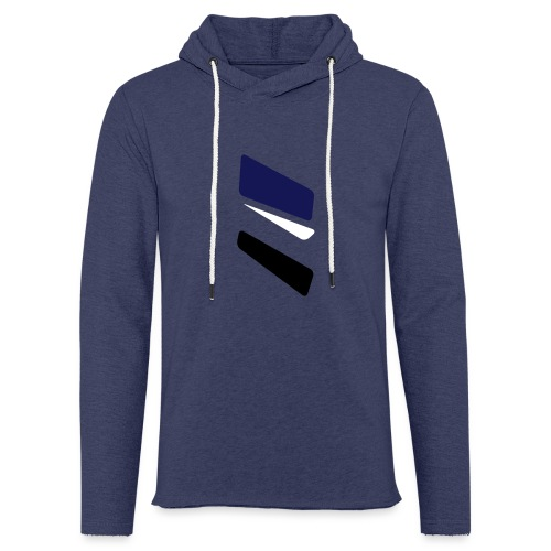 3 strikes triangle - Light Unisex Sweatshirt Hoodie